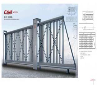 悬浮门设计