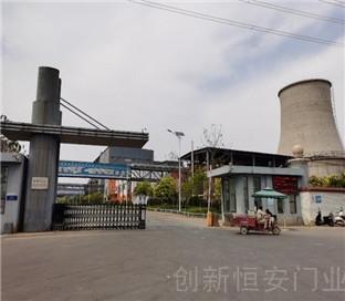 工厂厂房大门